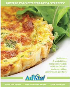 Advital Cookbook