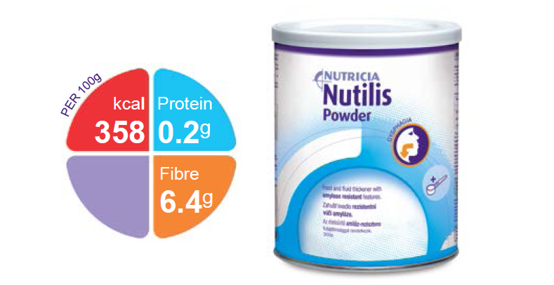 Nutilis Food Thickener 670g