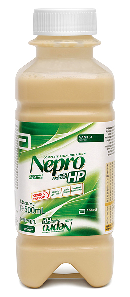 Nepro HP 500ml RTH (CARTON OF 8)