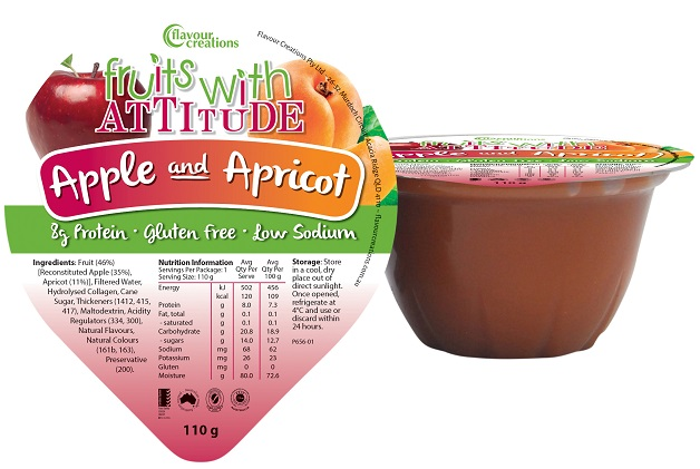 Chunky Fruits with Attitude - Formulated Meal Replacement