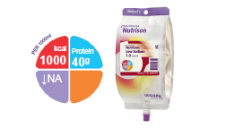 Nutrison Low Sodium Pack 1000ml (CARTON OF 8)