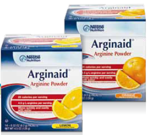 Resource Arginaid Sachet 9g (CARTON OF 16)