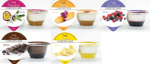 Flavour Creations Cheesecakes