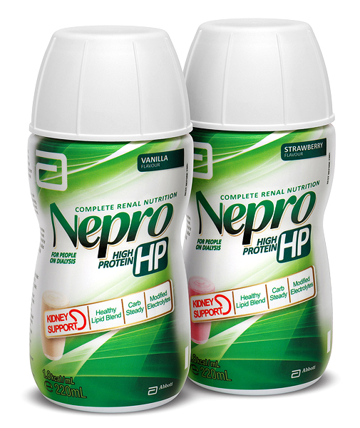 Nepro HP 220ml Bottle (CARTON OF 30)