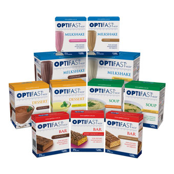 Optifast VLCD Dessert