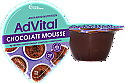 Advital Chocolate Mousse 120g cup